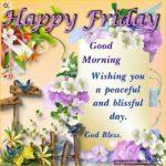 Happy Friday Morning Greetings