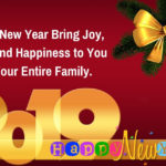 Happy New Year 2019 Sms For Girlfriend Facebook