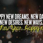 Happy New Year Captions Pinterest