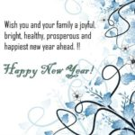Happy New Year Card Sayings Tumblr 2021