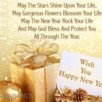 Happy New Year Wishes Messages Pinterest