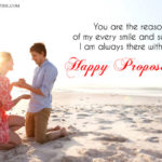 Happy Propose Day Quotes For Husband Pinterest