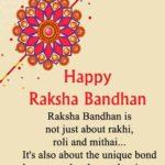 Happy Raksha Bandhan Dear Brother Twitter