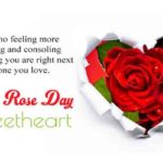 Happy Rose Day Msg In English Twitter