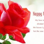 Happy Rose Day Wishes To Friends Pinterest