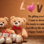 Happy Teddy Day My Love Tumblr