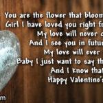 Happy Valentine Messages For Girlfriend