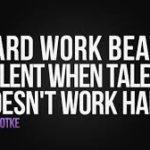 Hard Work Short Quotes Twitter