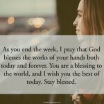 Have A Blessed Friday Quotes Pinterest