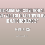 Healthy Eating Habits Quotes Pinterest