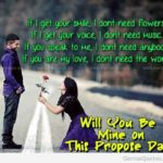 Heart Touching Proposal Lines Tumblr