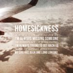 Homesick Quotes Family Twitter