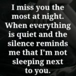 I Miss You Like Quotes Romantic Pinterest