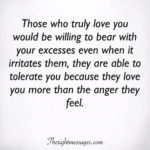 I Really Love You Quotes