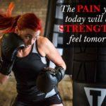 Inspirational Kickboxing Quotes Pinterest
