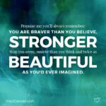 Inspirational Words For Cancer Patients Pinterest