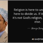 It's Not About Religion Quotes