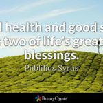 Life's Greatest Blessing Quotes Twitter