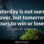 Lyndon B Johnson Famous Quotes Pinterest