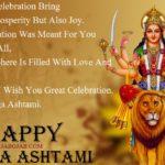 Maha Ashtami Wishes Pinterest