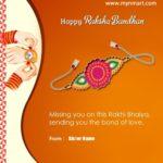 Missing Sister On Raksha Bandhan Quotes Pinterest