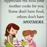 Mom's Cooking Quotes