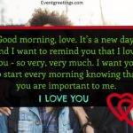 Morning Love Notes For Him Twitter