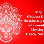 Navratri Wishes Images Twitter