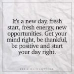 New Day New Beginning Quotes Tumblr