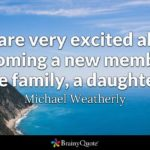 New Member In Family Quotes Pinterest