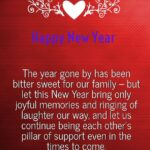 New Year Emotional Messages Facebook