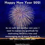 New Year Images With Quotes 2021