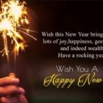 New Year Wishes Messages Twitter