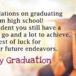 Nice Congratulations Messages For Graduation
