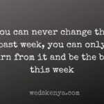 Positive New Week Quotes