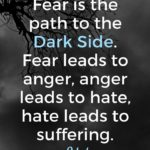 Positive Quotes About Fear Twitter