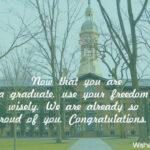 Proud Parents Message For Graduation Tumblr