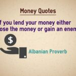 Quotes About Lending Money To Family