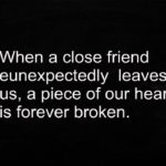 Quotes About Losing Friends To Death Pinterest