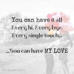 Quotes About Love For Him Short Twitter