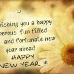 Quotes On New Year In English