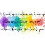 Rainbow Baby Quote Pinterest