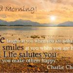 Refreshing Morning Quotes Pinterest