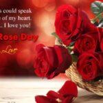 Rose Day My Love Pinterest