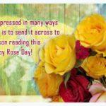 Rose Day Status For Friends Pinterest