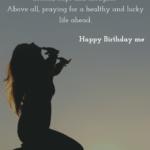 Sad Birthday Quotes For Myself Pinterest