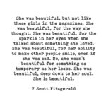 She Was Beautiful Quote Tumblr
