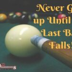Shooting Pool Quotes Twitter