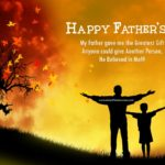 Short Fathers Day Messages