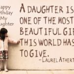 Short Quotes For My Daughter Facebook